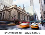 Grand Central Along 42nd Stree...