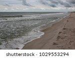 a beach day | Shutterstock . vector #1029553294