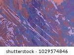 abstract painting. ink handmade ... | Shutterstock . vector #1029574846