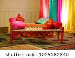 pakistani   indian culture... | Shutterstock . vector #1029582340