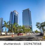 buildings at morumbi... | Shutterstock . vector #1029678568