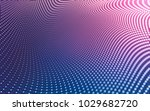 abstract polygonal space low... | Shutterstock . vector #1029682720