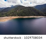 beautiful aerial landscape of...   Shutterstock . vector #1029708034