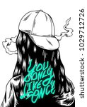 you only live once illustration