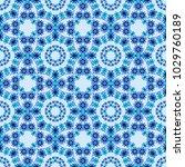 seamless pattern for carpet ... | Shutterstock . vector #1029760189