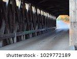 Covered Bridge Lowell Michigan