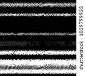 black and white grunge stripe...   Shutterstock . vector #1029799933