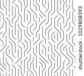 technology seamless pattern... | Shutterstock .eps vector #1029808393