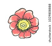 vector color illustration of...   Shutterstock .eps vector #1029808888