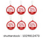 set of price discount sale tag... | Shutterstock .eps vector #1029812473