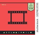 camera roll  photographic film  ...   Shutterstock .eps vector #1029813550