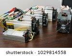 equipment for mining... | Shutterstock . vector #1029814558