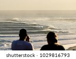 perfect surf at kirra  snapper... | Shutterstock . vector #1029816793
