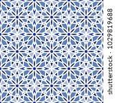 vector abstract seamless... | Shutterstock .eps vector #1029819688