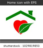house icon on white background.
