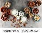 Alternative Types Of Milks....