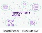 business illustration showing... | Shutterstock . vector #1029835669