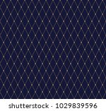 abstract geometric pattern. a... | Shutterstock . vector #1029839596