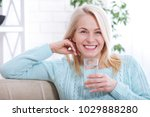 beautiful middle aged woman... | Shutterstock . vector #1029888280