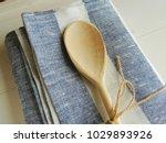 natural linen fabric  handmade... | Shutterstock . vector #1029893926