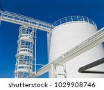 the tank with water and a... | Shutterstock . vector #1029908746