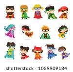 cartoon vector illustration of... | Shutterstock .eps vector #1029909184