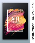 A Poster Template For Art Cafe...
