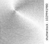 grunge halftone dots pattern...   Shutterstock .eps vector #1029941980