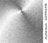 grunge halftone dots pattern...   Shutterstock .eps vector #1029941998