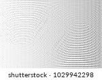 light halftone dots pattern...   Shutterstock .eps vector #1029942298