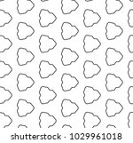 seamless geometric ornamental...   Shutterstock .eps vector #1029961018
