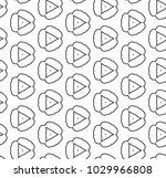 seamless vector pattern in...   Shutterstock .eps vector #1029966808