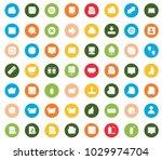 computer icons set | Shutterstock .eps vector #1029974704