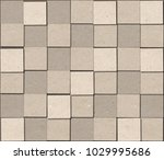 abstract background with cubic... | Shutterstock . vector #1029995686