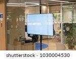 business window shop... | Shutterstock . vector #1030004530