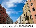 rattenberg  austria   september ... | Shutterstock . vector #1030016584