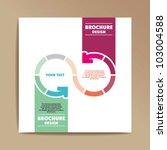 brochure design | Shutterstock .eps vector #103004588