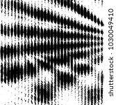 grunge halftone black and white ... | Shutterstock .eps vector #1030049410