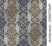 seamless floral pattern for... | Shutterstock .eps vector #1030072669