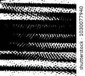 black and white grunge stripe... | Shutterstock .eps vector #1030077940