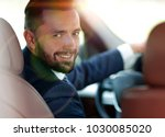 close up of a businessman... | Shutterstock . vector #1030085020