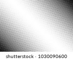 halftone background. black and... | Shutterstock .eps vector #1030090600