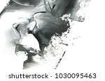 abstract ink background. marble ... | Shutterstock . vector #1030095463