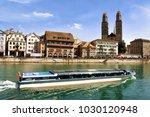 zurich  switzerland   september ...   Shutterstock . vector #1030120948