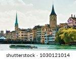 zurich  switzerland   september ...   Shutterstock . vector #1030121014