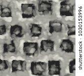 abstract monochrome irregular... | Shutterstock .eps vector #1030153996