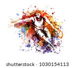 vector color illustration of a...   Shutterstock .eps vector #1030154113