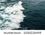 beautiful ocean texture with... | Shutterstock . vector #1030226449