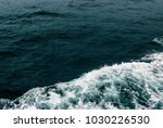 beautiful ocean texture with... | Shutterstock . vector #1030226530