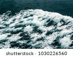 beautiful ocean texture with... | Shutterstock . vector #1030226560